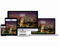 ITAKA - Website Redesign