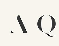 AUDREY typeface