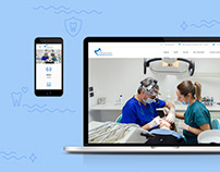 Studio Modugno · Dentist website