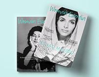 'Woman Essentia' Covers