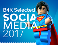 Bricks4Kidz - Social Media 2017