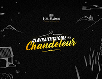 La vraie histoire de la Chandeleur - Loïc Raison