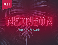 NEONEON - FREE FONT