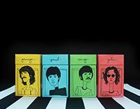 The Beatles Cigarette Box