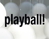playball!   LLUM BCN 18