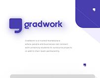 Gradework Website UI/UX