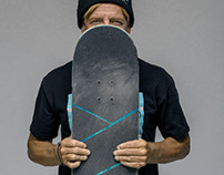 Portraits of Skateboarders