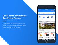 Localara Mobile App