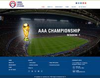 Football game weebsite