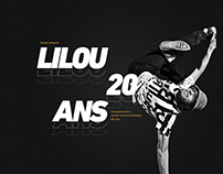 Red Bull BC One - Bboy Lilou