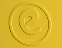 Free 3D View Logo Mockup