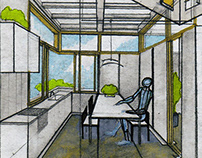 Architectural sketches & projects