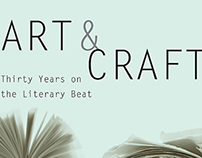 Art & Craft: 30 Years on the Literary Beat