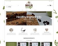drivemenuts.pt Website