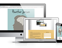 Heather Jensen's Portfolio Site