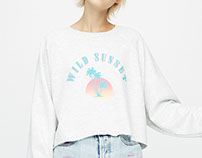 PULL&BEAR | WILD SUNSET