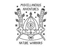 Miscellaneous Adventures Nature Warriors