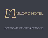 Milord Hotel Branding