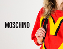 MOSCHINO – FW14 –15 CAPSULE COLLECTION