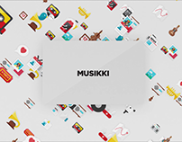 Musikki's Music API