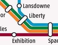 Future GO Transit Regional Express Rail Map