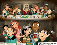 DnD Last Supper