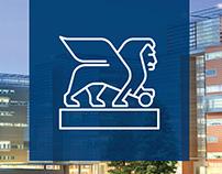 Разработка знака для «Городское агентство недвижимости»