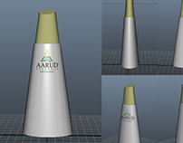 Aarud Herbal - Product Design