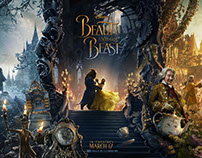 Beauty And the beast (2017) HD F'ull Movie