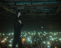 While She Sleeps live in Taiwan 2017
