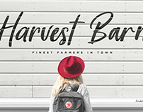 Harvest Barn - Farmhouse Casual