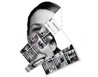 DNSEP 2016 Portraits collages