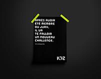 Recrutement — K72