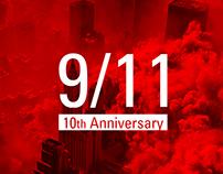 Les Tours du World Trade Center - 11 Septembre 2001