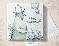 A Story of Adventure and Spring Spirit