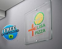 Elisa Pizza Logo
