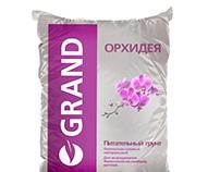 Grand - package design (Uralsk, Kazakhstan)
