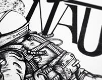 Dorwork/lettering