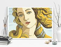 ▫ Venus Pixel Art