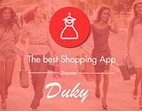 Duky App Design
