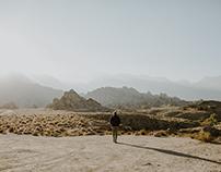 CALIFORNIA | LUNAR LANDSCAPE