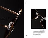 Otis Eyewear - 2018 Collection Campaign