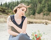 Melanie - Bridal Styled Shoot