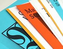 Portfolio and Business Cards