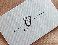 ClaraAestas/ Brand Identity