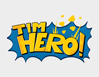 TIM - Campanha TIM Hero