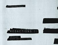 Redaction Textures 01