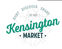 Logo Design - Kensington Market