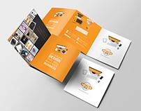 3 Fold Creative Flyer