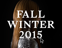 FALL WINTER 2015